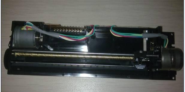 STP411G-320-E Japanese seiko miniature thermal printing machine, the print head and accessories