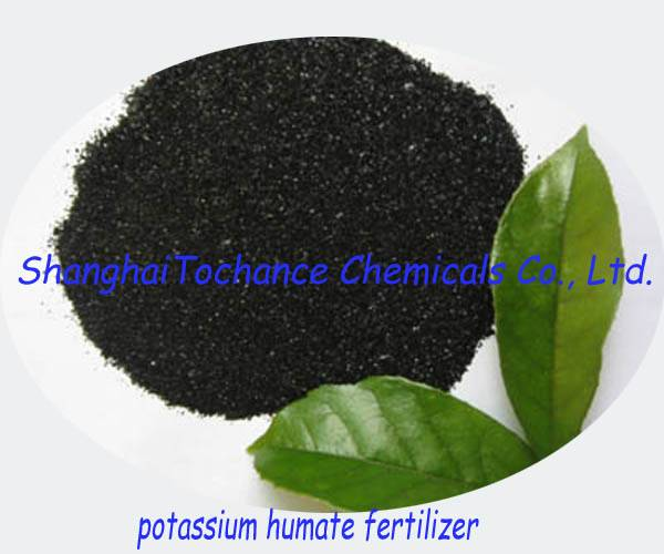 potassium humate flakesfertilizer