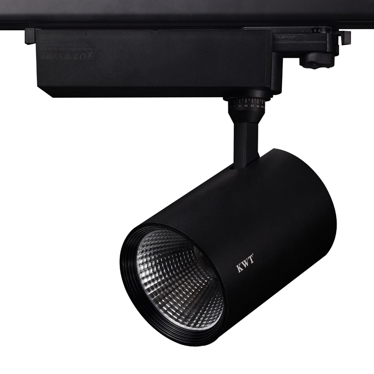 2017 Hot Selling Dimmable LED Track Lighting LED COB Track Light LED 35w Track Light