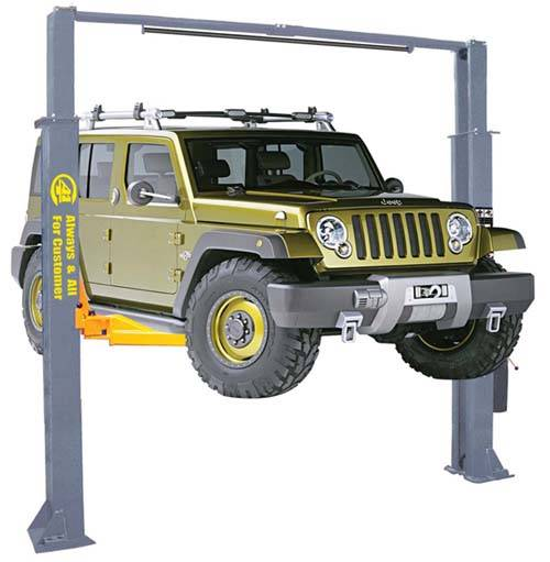 selling 2 post car lift  AA-2PCF03/04