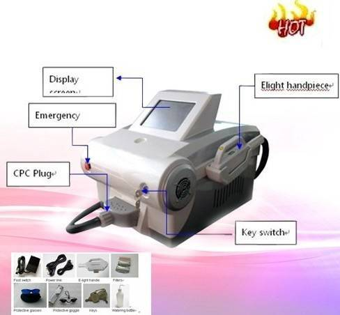 Hot sell - IPL hair removal equipment with CE