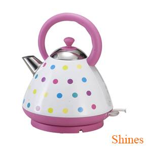exclusive color sprayed kettle
