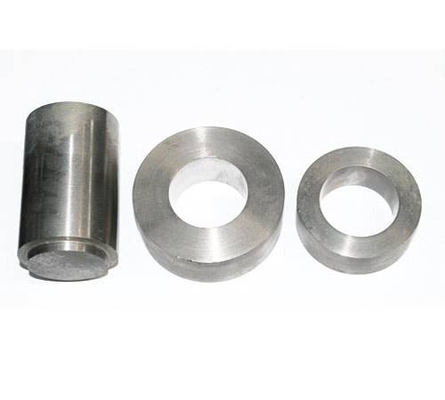 tungsten alloy radiation shield in different shapes