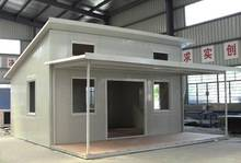 Portable house sandwich panel house 11