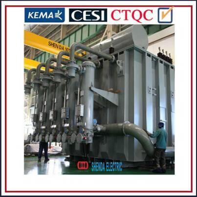 35 Kv Arc Three Phase Oil Furnace Transformer