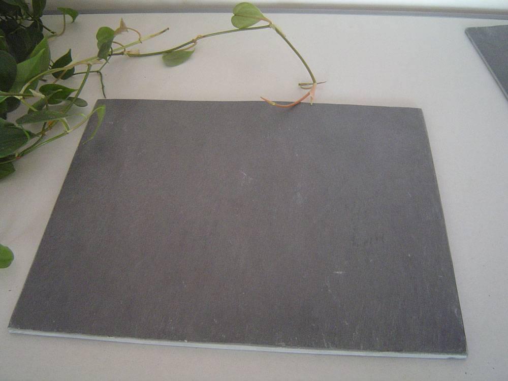 slate tableware