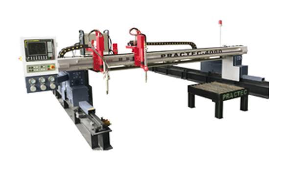TopTech and CNC cutting machine