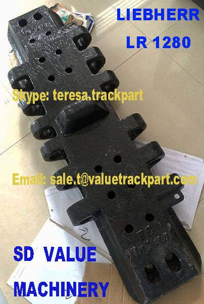 Track Shoe for LR1280 Crawler Crane