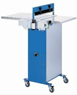 Fabric Sample Cutting Machine (Motorized Type)(ST-MSCM)