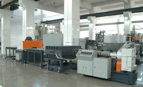 PP,PE,ABS,PVC Thick Plate Sheet Extrusion machine
