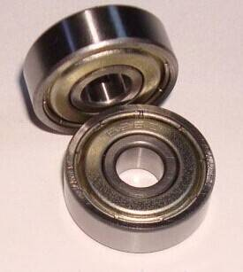 Deep Groove Ball Bearing 626 -ZZ