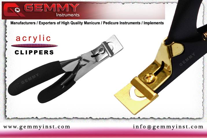 Acrylic Nail Clippers