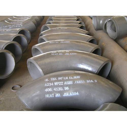 ANSI B16.9 Long Radius Carbon Steel Pipe Elbow