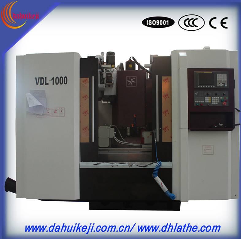Vertical Machining Center (VDL1000)