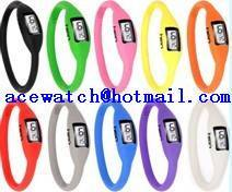 silicone watch (Ion watch) silica gel wristwatches M