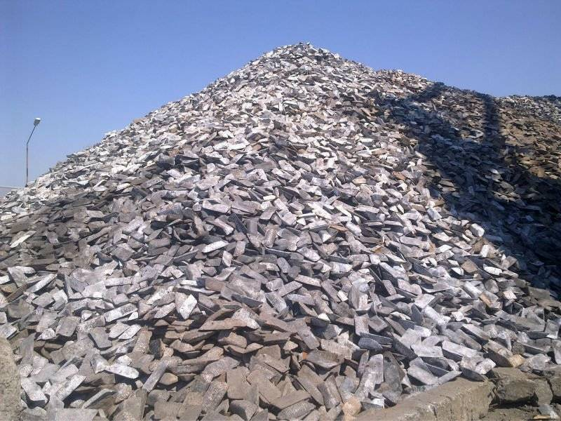 pig iron for foundry purpose