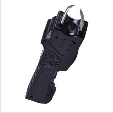 302 Portable Stun Gun For Self Defense Heavy Duty Voltage Electric Shock Flashlight