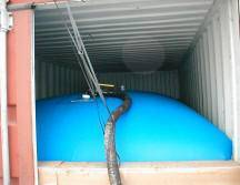 Sell flexitank to pack fuel oil cst180