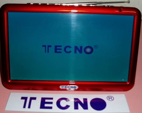 TECNO TV MP3 MP4 FM/AM RADIO T190 Internet PC