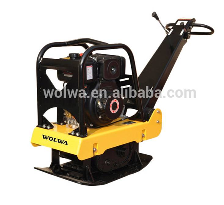 manufacturer CE standard GNBH 41 Hand operating Vibratory compactor