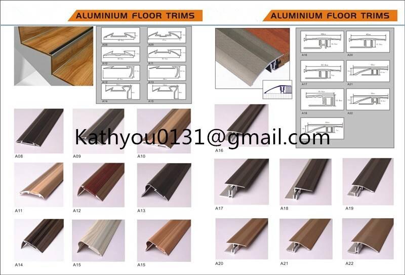 Aluminium floor Trim