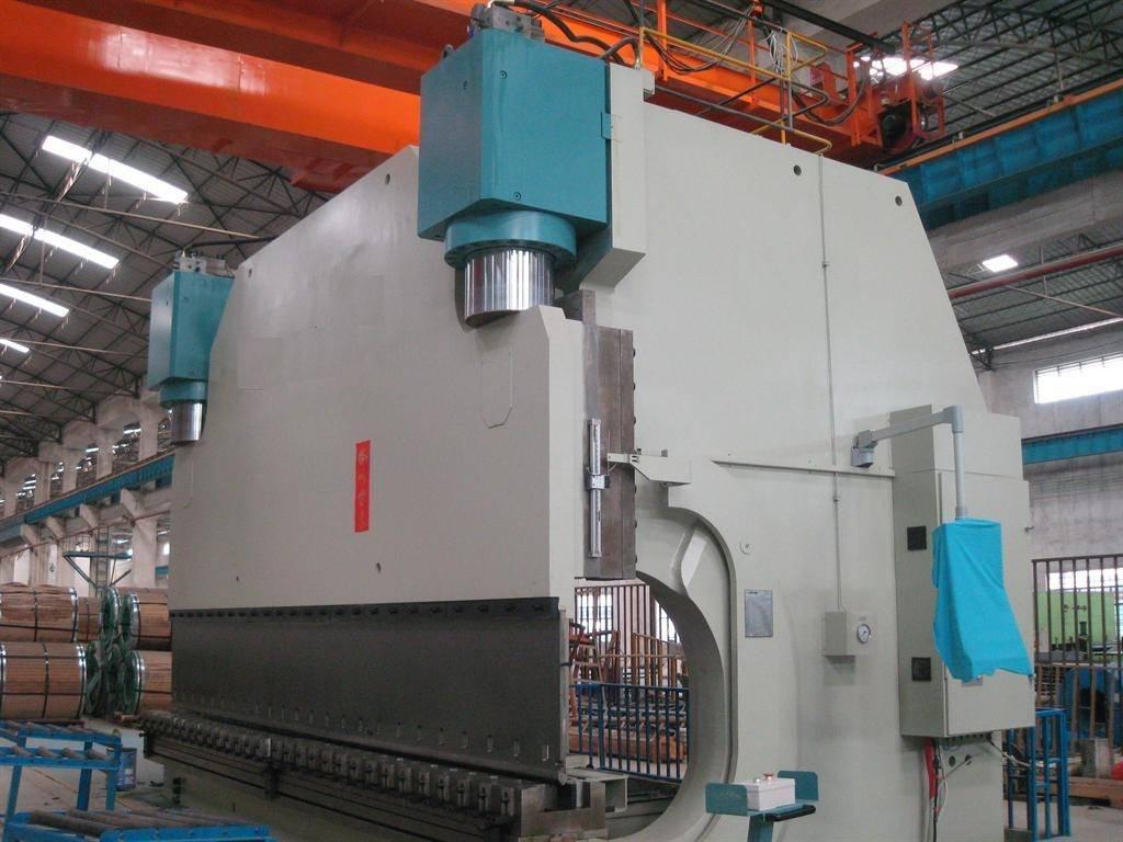 WC67Y-400T/6000 Hydraulic Press Brake Bending Machine