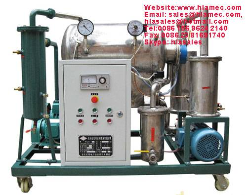 fire-resistant oil purifier