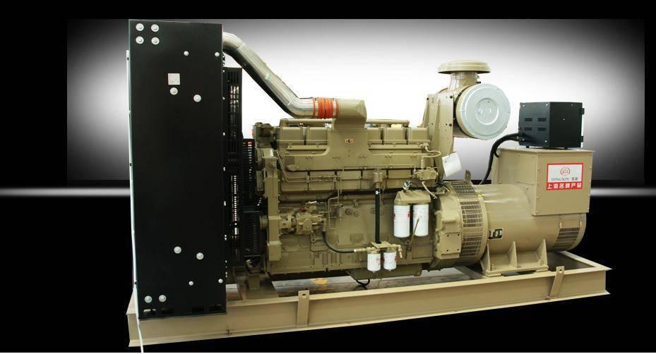 CUMMINS diesel Gen set