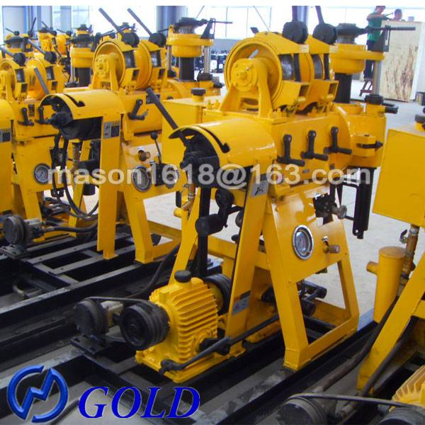 China Best Supplier HZ-130Y Diesel Power Underground Core Drill