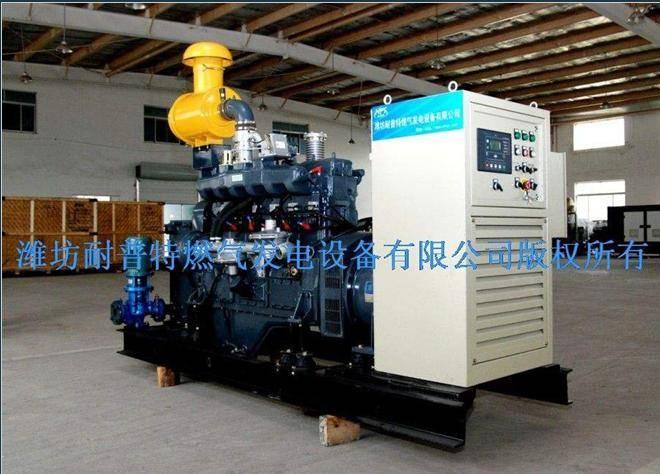 120kW biogas generator set