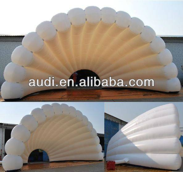 Trade show tent,new design inflatable tent,inflatable stage tent