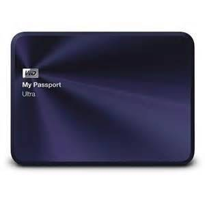 Western Digital WD My Passport 1TB Portable External HDD Hard Drive Disk