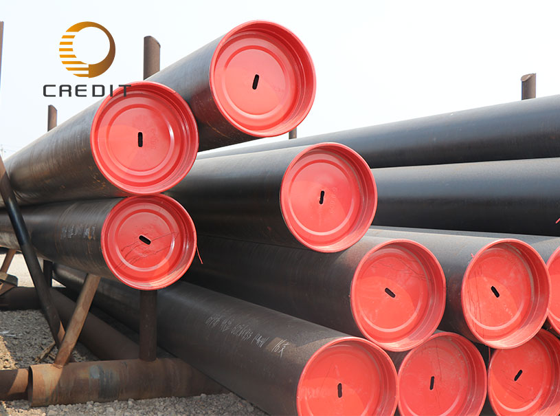 API 5L Seamless Steel PipeFor Casing and TubingCasing Pipe For Sale Seamless Steel Pipe