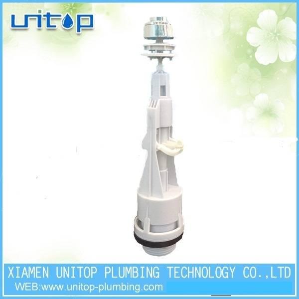 New design Unitop factory single flush valve