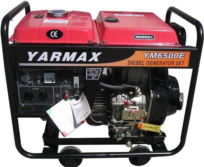 Portable Diesel Generator Power Generator