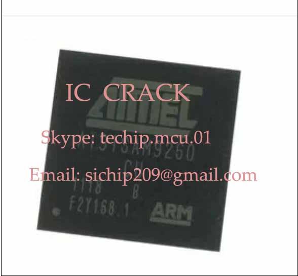 TMS320F2808 IC crack