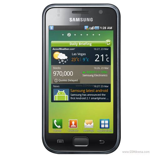Original unlocked Android mobile phones Samsung I9001 Galaxy S Plus