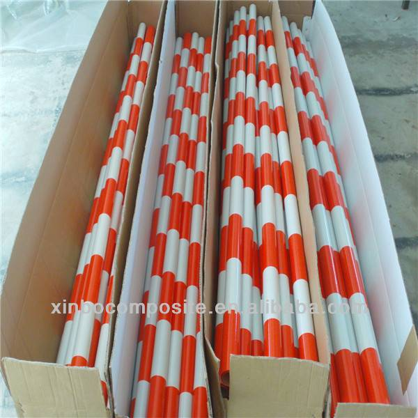 Supplying Fiberglass tubes,Glass fiber barrier arm.glass fiber high strength hollow tube