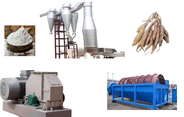 best selling cassava starch processing line made in china
