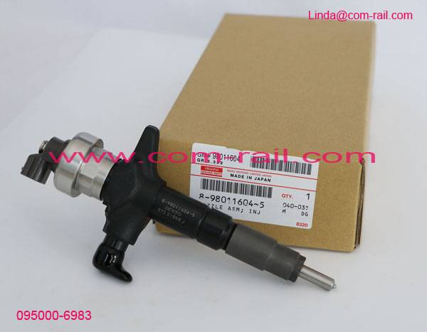 DENSO injector 095000-6983 095000-6980 injector 8980116045/8980116040/8980116041