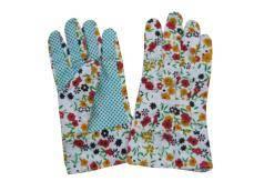 Garden Using Glove