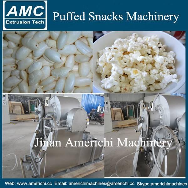 Popcorn Snacks Food Machinery