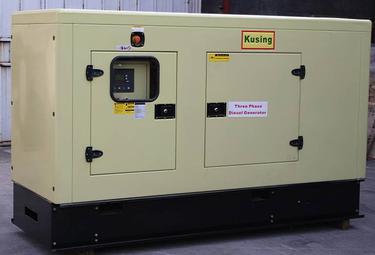 75KVA/60KW Diesel Silent Generator with YangDong Engine(K30600)