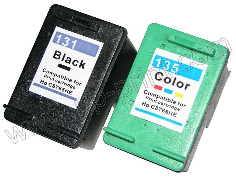 Wholesale  remanufacture Ink cartridge for HP 131&135