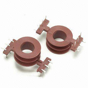 Bobbins for Ferrite Core, EE/EF/ETD/RM/PQ/POT/EER Series, Used in Switching Power Transformers