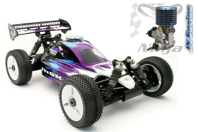 Mugen MBX6 Competition RC Buggy Kit