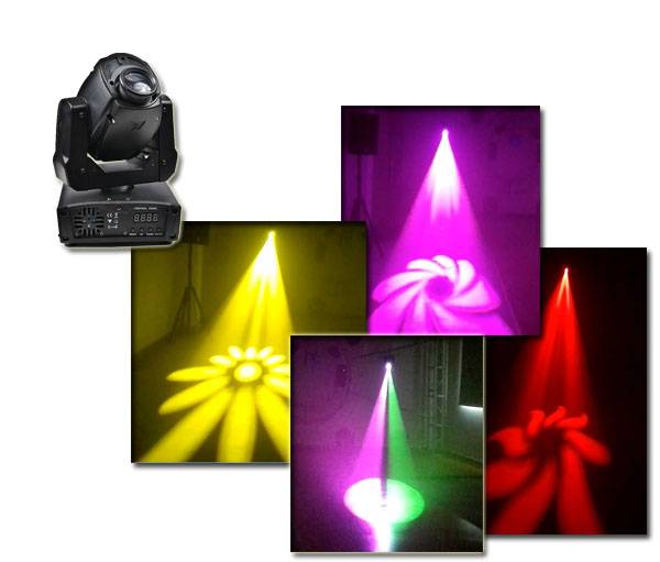 30W Spot Beam LED Moving Head Stage Light (A30GS-TA)
