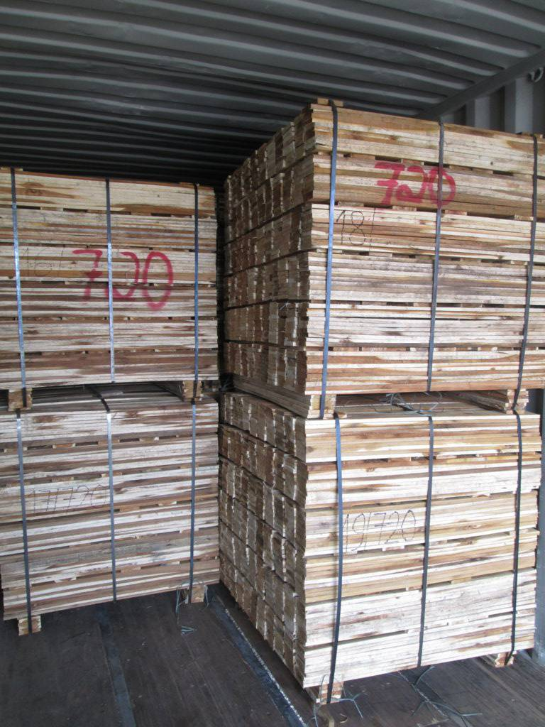 Sell Vietnam Acacia Pallet Sawn Timber