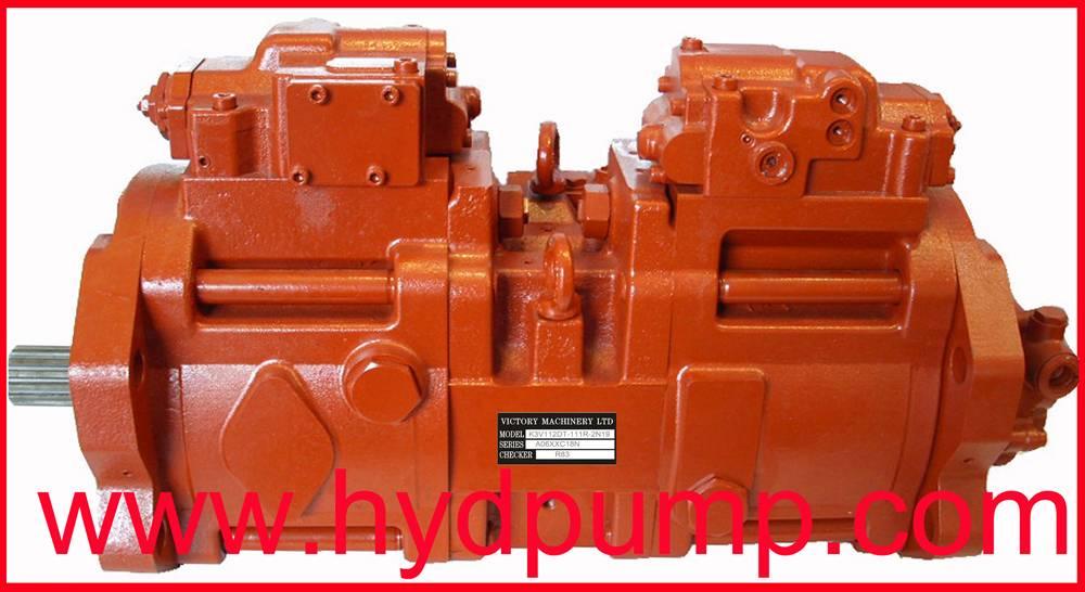 Kawasaki K3V For K3V63S, K3V112S, K3V140S Double K3V63DT, K3V112DT