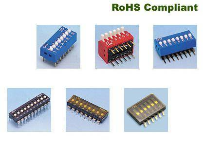 DIP SWITCH-RS-08-B